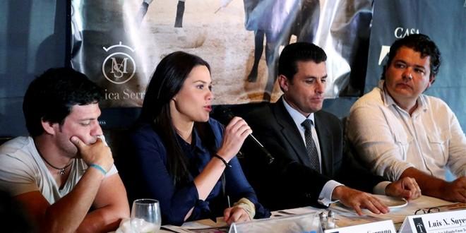 Entusiasma a Mónica Serrano presentación en Tijuana