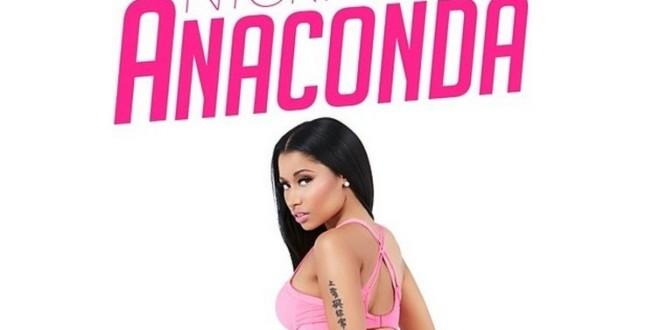 Presenta Nicki Minaj 'Anaconda' y enciende redes sociales