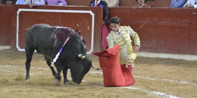 Corta Mendoza oreja en El Paseo de San Luis Potosí