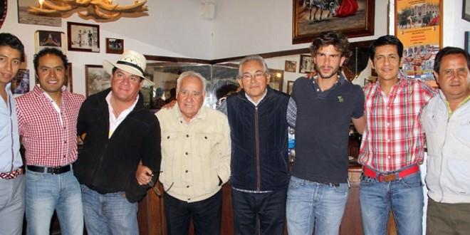 Gran tienta en Tlaxcala
