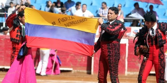 En la México, banderillas negras a Brito y espaldarazo a colombianos