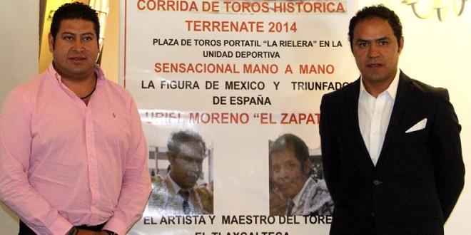 Actuará Angelino en Terrenate y San Miguel Contla