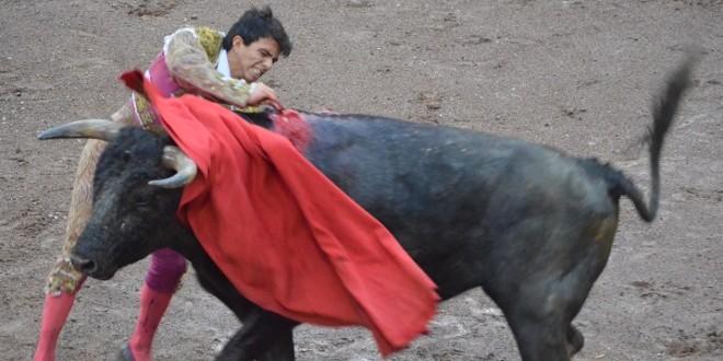 Sanciona autoridad zacatecana al novillero 'El Panita'