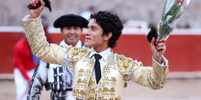 'Platerito', por Didier, en novillada zacatecana de Descubriendo un Torero