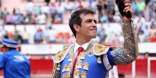Gran tarde de Arturo Macías en Fresnillo