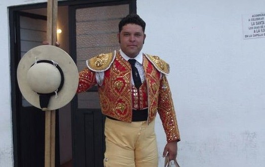 Este domingo se examina como picador Alvaro Carrillo Guzmán