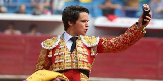 """""""Demostraré en el ruedo lo que soy"""": Juan Pablo Llaguno"""