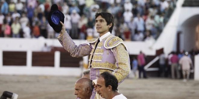Gran faena de Castella en la plaza de Linares