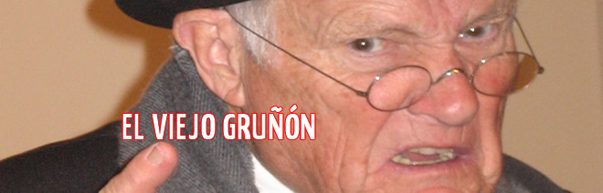 Viejo gruñón