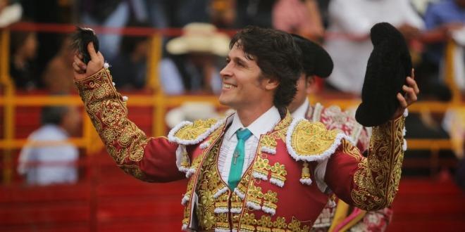 Diestro capitalino Federico Pizarro se alista en Tlaxcala