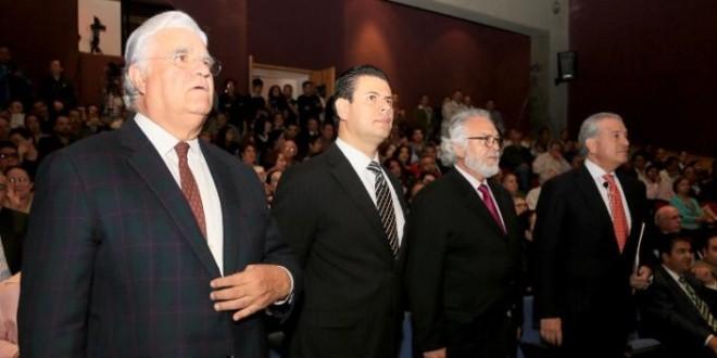 Emocionante Pregón Taurino y entrega de premios en Zacatecas