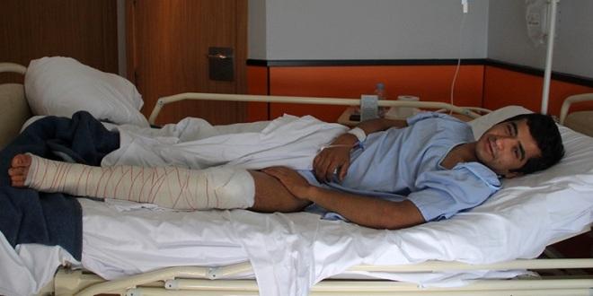 Joselito Adame evoluciona bien; pasa la noche con dolores pero sin fiebre