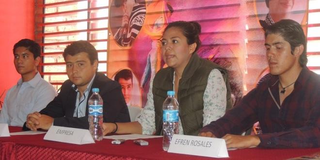 Encabezan Rosales y Cuéllar festejo en San Francisco de los Romos