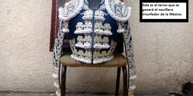 Confirma UMT que dará vestido de luces al triunfador del domingo en la México