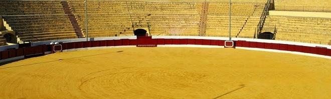 Inaugura torero mexicano plaza de toros en Perú, hoy