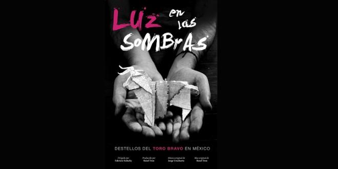 """Presentarán interesante documental """"Luz en las Sombras"""""""