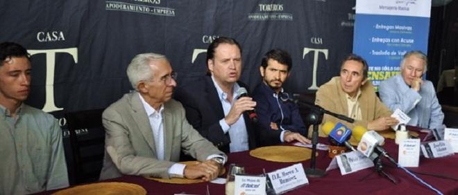 Adame, Bautista y Sánchez, en Morelia