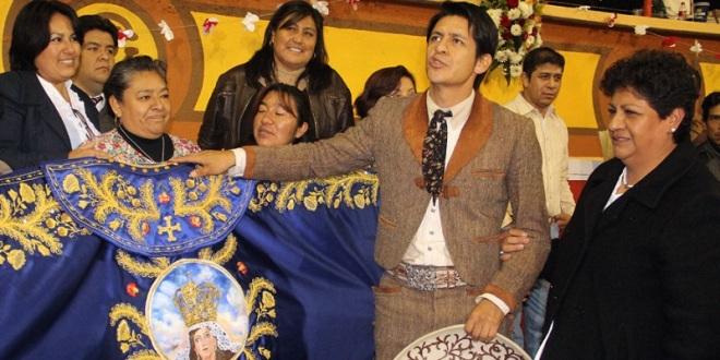Triunfal actuación de 'El Zapata' en Huamantla