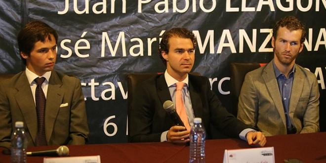 ¡RATIFICAN EXCLUSIVA! Llaguno toma la alternativa en Querétaro; confirmará en México