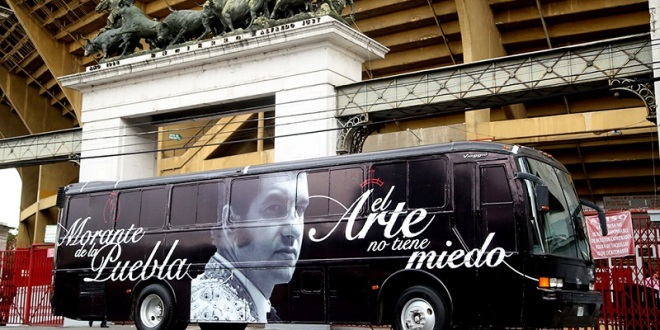 Presentaron en sociedad el Morante-Tour; 'Me siento responsabilizado', dice Morante