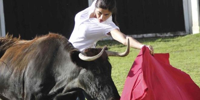 Lupita López en intensa preparación para su regreso a los ruedos