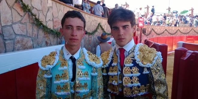 Sendas orejas a Caballero y Mendoza