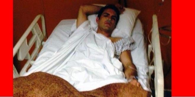 Parte médico del herido Arturo Macías
