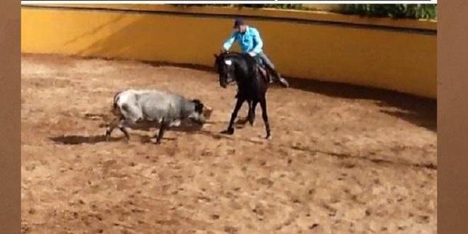 Intensifica entrenamientos Rodrigo Santos de cara a la Temporada Grande