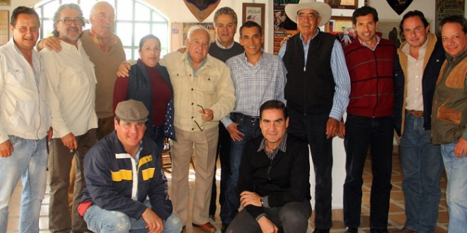 'Zotoluco' se prepara en el campo bravo de Tlaxcala