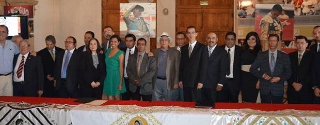 Celebran su primer año los Cronistas e Informadores Taurinos de Aguascalientes AC