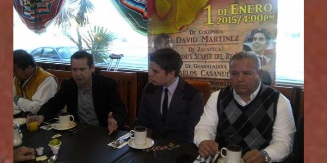 Recibirán en Torreón el Año Nuevo con novillada de postín, en el Coliseo Centenario