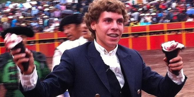 Rejoneador Antonio Prates desea gustar al público mexicano