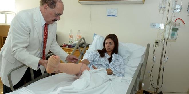 Don Gonzalo sale hoy del hospital; Karla y 'Gamusita', mañana