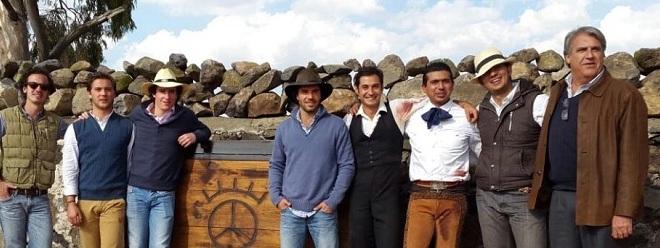 Concluye preparación Alfredo Gutiérrez para actuar en la Plaza México