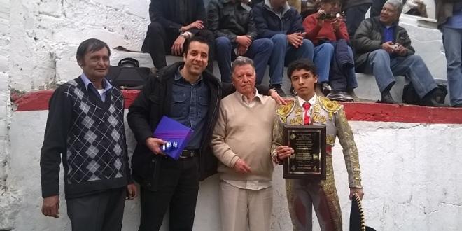 En FÁBRICA MARÍA gana Rodrigo Sebastián el trofeo en disputa