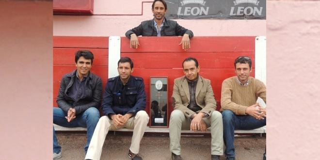Seis diestros en busca del bello trofeo Guadalupano