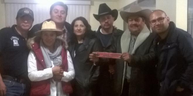 Festeja Peña Taurina de Toluca un año más