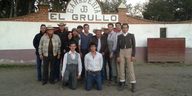 Aguilar y Saldívar tientan en El Grullo