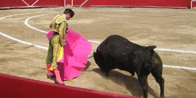 """Cerrará 2014 taurinamente a """"tambor batiente"""""""