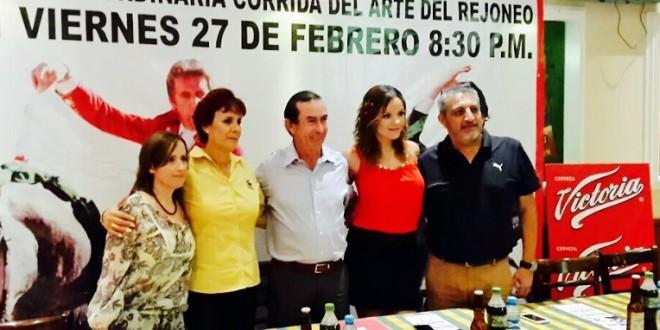 Actuará Hermoso de Mendoza en Cancún
