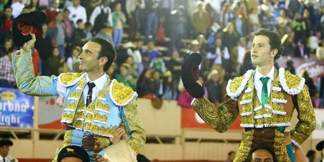 Gran tarde de Ponce y Saldívar en MOROLEÓN