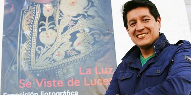 En León presenta exposición el colega EMILIO MÉNDEZ