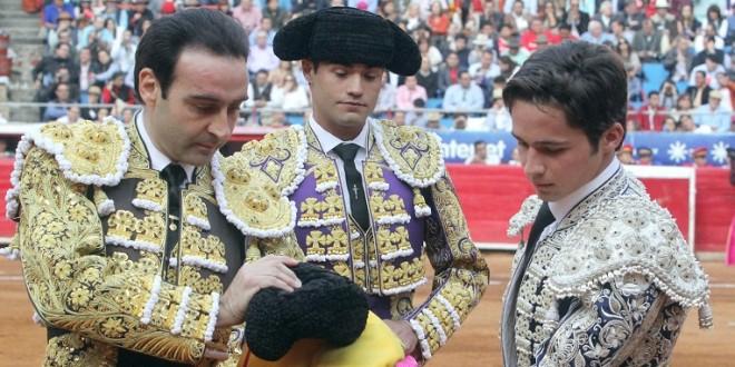 Triunfal reaparición de Ponce en la México; también lucen Sánchez y Llaguno