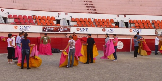 INSCRIPCIONES EN LA ACADEMIA Taurina Municipal de Aguascalientes