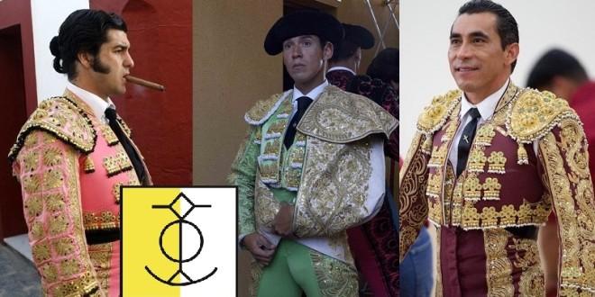 """""""Zotoluco"""", """"Morante de la Puebla"""" y Silveti, este domingo en la MÉXICO"""