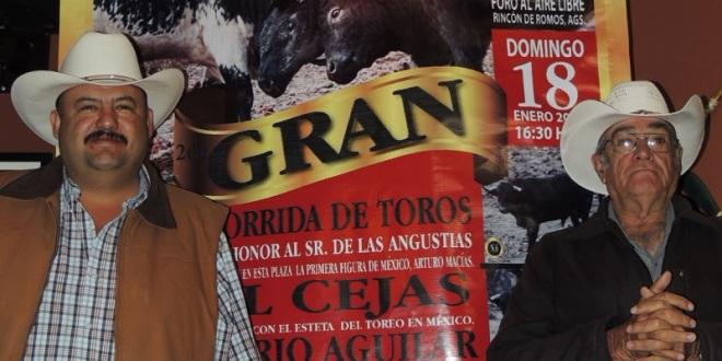Anuncian atractivo cartel para Rincón de Romos
