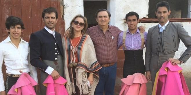 IVAN VICENTE, DE TENTADEROS EN MEXICO