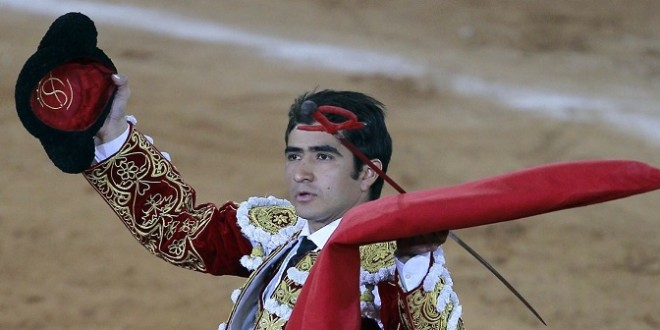 Gran tarde de Joselito Adame