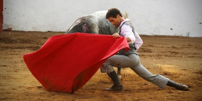 Concluye JP SÁNCHEZ su preparación en la ganadería de TEÓFILO GÓMEZ