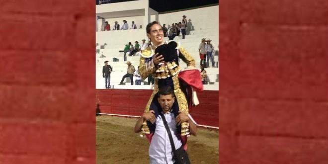 Triunfal actuación de mexicano LEOPOLDO CASASOLA en COLOMBIA